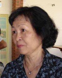 Cô Thân Thị Huế