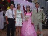 Đám cưới của cháu Trà My, con cua Hà Trọng Ngự - 2007