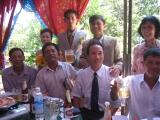 Đám cưới cháu Thục, con của Huỳnh Minh Lệ - 2007