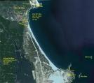 Bãi biển Trung Lương - Hưng Lương
