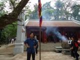 Khu di tích lịch sử đền Hùng (27.4.2010)