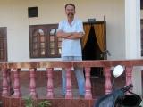 Sáng sớm ở mường Phine (04.11) chuẩn bị đi Savanakhet