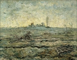 081.The Plough and the Harrow (after Millet)