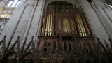 Đàn ống ở Cathedral Winchester