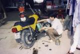 066.Sửa xe ở Hà Đông, Quốc Lộ 6