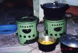 030.Nấu cơm chiều