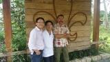 Nha Trang: Trước cà phê Sân vườn Sao Biển của Nhơn (26.4)