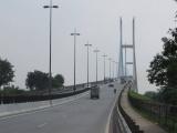 Cầu Mỹ Thuận qua sông Tiền