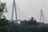Cầu Rạch Miễu vượt sông Tiền