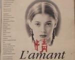 Nữ tài tử xinh đẹp người Pháp trong vai chánh phim L