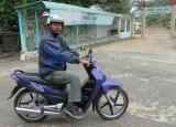Giữa tháng 12 năm 2013 , trên hành trình Việt Nam - Kampuchia - Thái Lan - Myanmar , đã đi được 7 ngày !