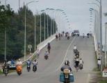 Cầu Tô Châu , bắc qua đầm nước mặn Đông Hồ - Hà Tiên