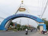 Thành phố Long Xuyên bên giòng An Giang