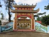 Đình thần Mỹ Luông - Chợ Mới - An Giang