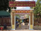 Tổ đình rất khiêm nhượng của Phật Giáo Hòa Hảo