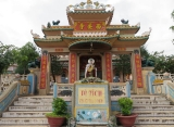 Chùa Tây An , núi Sam - Châu Đốc - An Giang