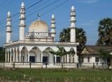 Đền Hồi giáo trên đường tây tiến