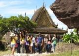 Đền Wat Sampeau Bram Roi