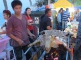 Chợ trời bên bờ biển Pattaya