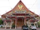 Chùa với kiến trúc Thái Lan lai Tàu hay Tàu lai Thái Lan !