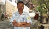 Dưới bóng của Sanctuary of Truth tại Pattaya - Thái Lan