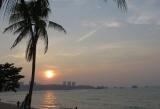 Hoàng hôn bên bờ Pattaya