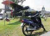 Phi trường quân sự U - Tapao .