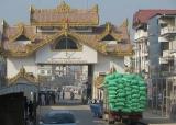 Chuẩn bị nhập cảnh vào đất Myanmar