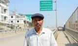 Trên cây cầu Hữu Nghị của Thái Lan và Myanmar