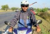 Dọc đường gió bụi , từ Khon Kaen đến Surin , 260km