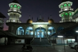 Nhà thờ Hồi Giáo ở trung tâm thành phố Mae Sod - Thái Lan