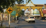 Sukhothai - Khon Kaen 395km