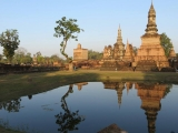Sukhothai - Thái Lan , Historical Park .