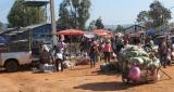 Chợ trời biên giới , tỉnh Anlong Veng - Kampuchia