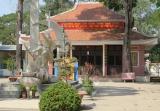 Đền thờ ông Thiên Hộ Dương và ông Đốc binh Kiều