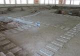 Trong khu khai quật Gò Tháp - Đồng Tháp Mười .