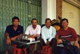 001.Cafe sáng tại Sài Gòn