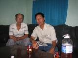 Thăm nhà Lê Thái Hảo
