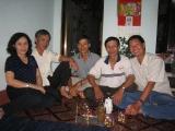Vợ chồng Hồ Đắc Tân và các bạn