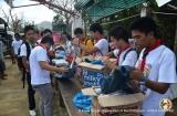 HĐS Philippines cưu trợ nạn nhân cơn bão Haiyan