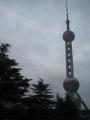 Tháp truyền hình Minh Châu-Thượng Hải