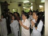 Lễ cầu siêu Thầy Nguyễn Mộng Giác