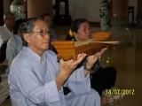 Thầy Nguyễn Mộng Giác