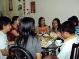 Họp mặt tối 18/2/2010 tại nhà Ngô Thành Hùng
