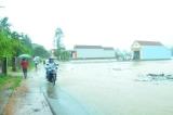 Lũ Lụt ở Bình Định tháng 11/2013