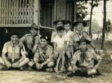 Một kỷ niệm trước Kiosque ,bờ biển Qui Nhơn