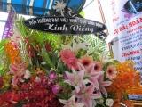 Đám tang Mẹ chị Trinh