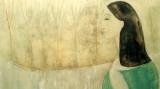 Diễm (sơn dầu trên giấy - 1963)